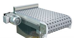Dorner 3200 Conveyor with Intralox Activated Roller Belt Technology